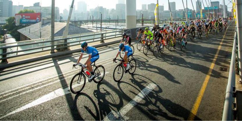 Race to the Sun - Gravel Bike journey