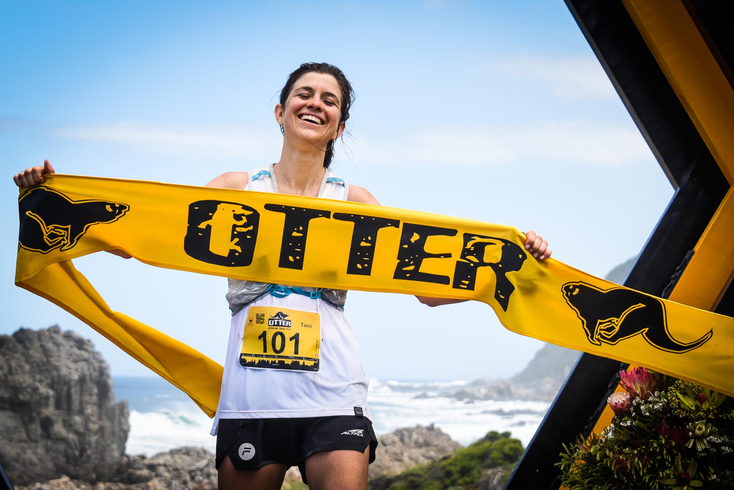 Toni McCann wins Otter 2020